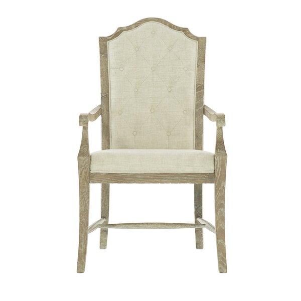 Rustic Patina Arm Chair by Bernhardt Bernhardt