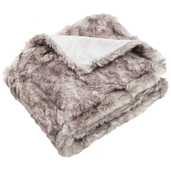 Ostende Faux Fur Throw by Willa Arlo Interiors