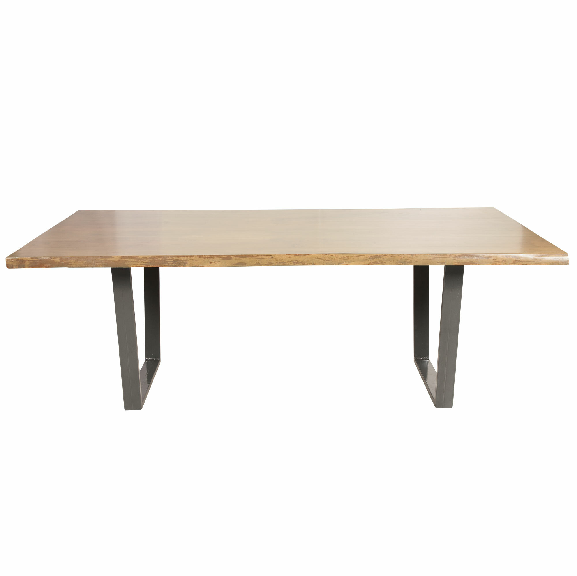 ontario live table antique edge design living img toronto sentient style with muskoka brass wishbone base walnut black wood york home new canada dining