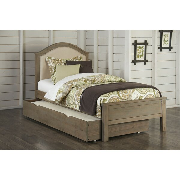 Bedlington Sleigh Bed by Greyleigh