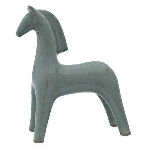 Elegant Equine Figurine by Novica