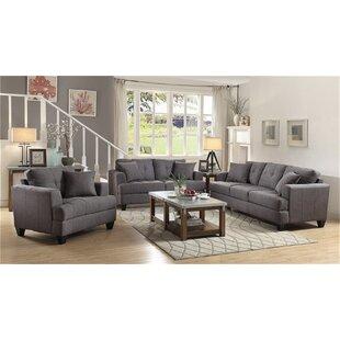 Sharonl Upholstered Sofa by Latitude Run®