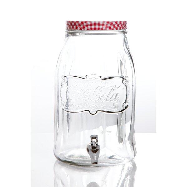 Country Fresh 256 oz. Beverage Dispenser by Coca Cola Refreshments