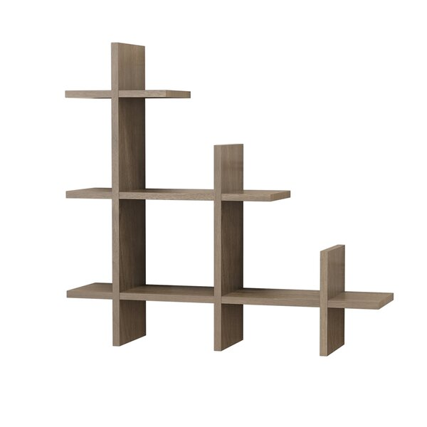Drishya Modern Wall Shelf by Latitude Run