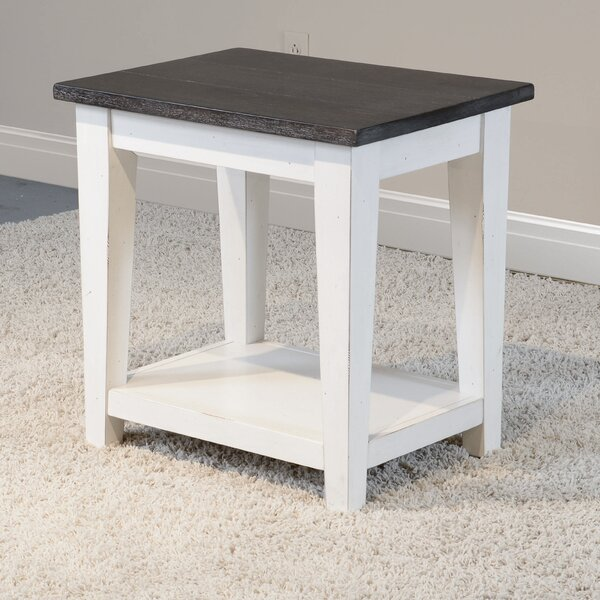 Hendricks End Table by Breakwater Bay