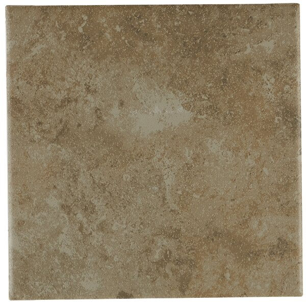 Cromwell Glazed 6 x 6 Ceramic Field Tile in Sage by Itona Tile