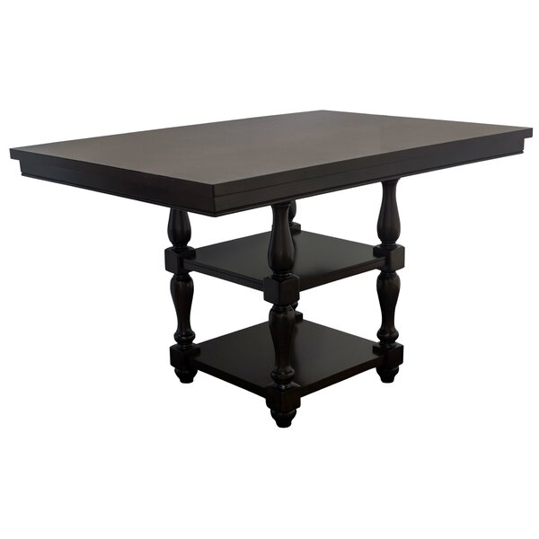 Langlee Pub Table by Darby Home Co Darby Home Co