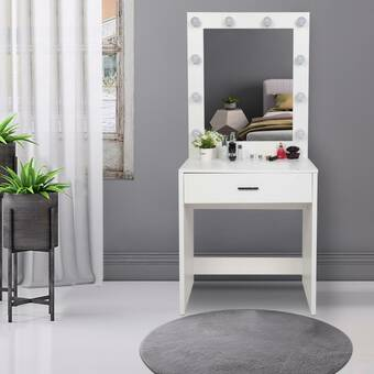 Kelly Clarkson Home Treport Accent Vanity Reviews Wayfair