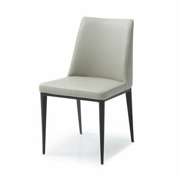 Crownover Upholstered Dining Chair (Set of 2) by Orren Ellis
