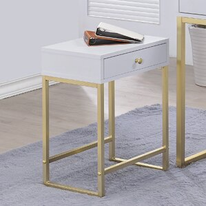 Dayne End Table by Willa A..