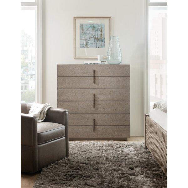 Miramar Carmel Soledad 6 Drawer Chest by Hooker Furniture