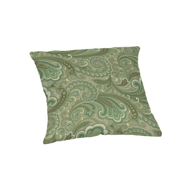 Hoffman Outdoor Throw Pillow by Charlton Home