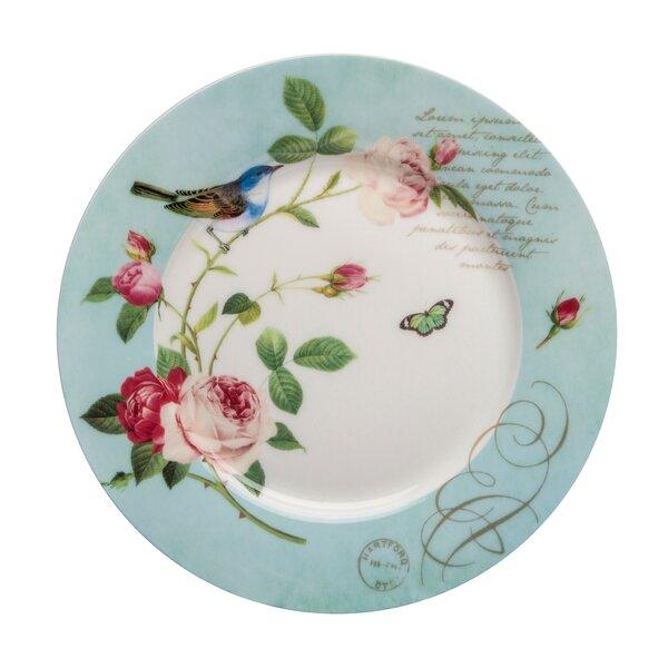 Montevia Bone China Dessert Plate (Set of 4) by Ophelia & Co.