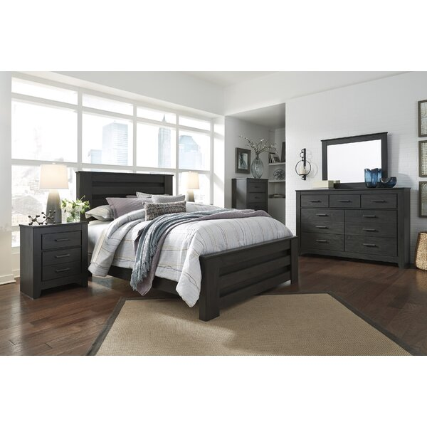 Talon Poster Configurable Bedroom Set by Wade Logan