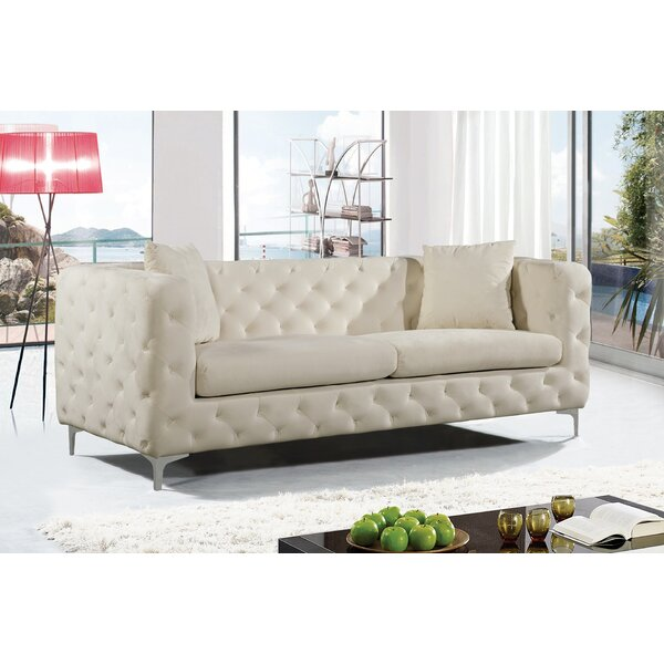Last Trendy Maubray Sofa by Mercer41 by Mercer41