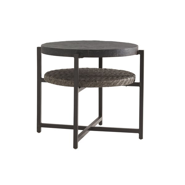 Wicker Side Table by Tommy Bahama Outdoor