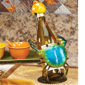 Figurine 1 Bottle Tabletop Wine Rack by DecoBreeze