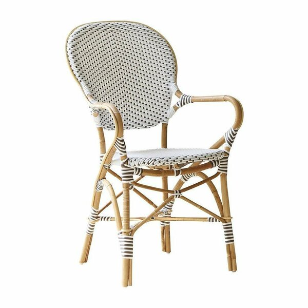 Affaire Isabell Stacking Patio Dining Chair by Sika Design