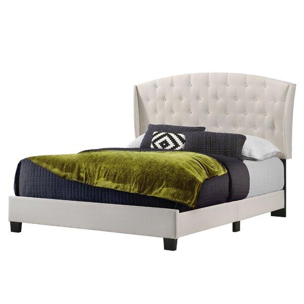 Waddington Tufted Upholstered Platform Bed by Mercer41