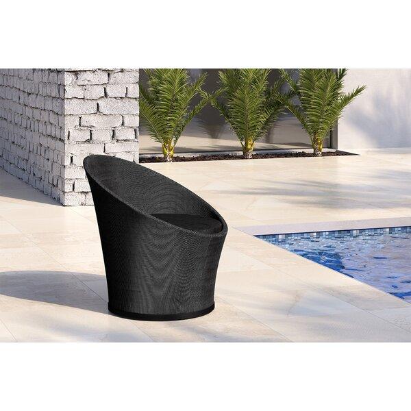 Bonneauville Patio Chair with Cushions by Brayden Studio Brayden Studio