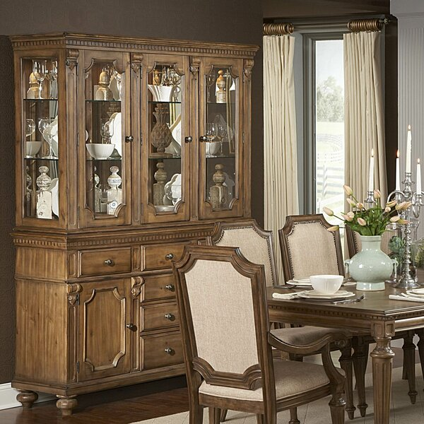 Eastover China Cabinet by Woodhaven Hill