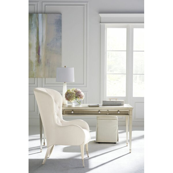Leaf 3 Drawer Writing Desk and Chair Set