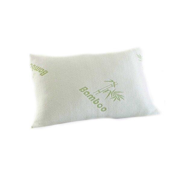 Original Hotel Bamboo Rayon Comfort Memory Foam Pillow by Alwyn Home