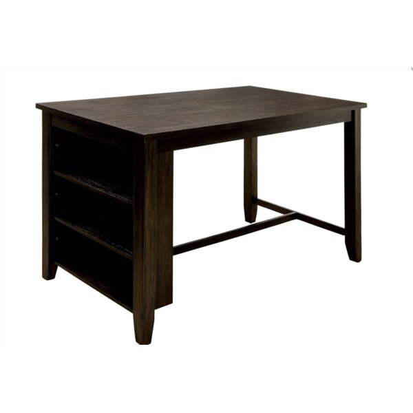 Ilya Counter Height Dining Table by Alcott Hill Alcott Hill