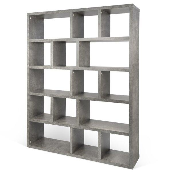 Varga 5 Levels Standard Bookcase By Latitude Run