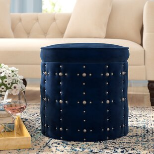 Read Reviews St Helens Storage Ottoman By Mercer41