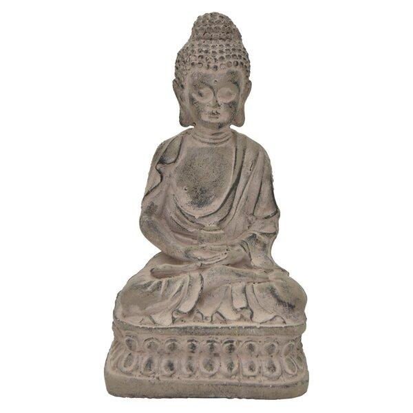 Velazquez Buddha Figurine by World Menagerie