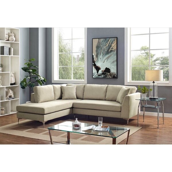 Sybil Reversible Sectional by Orren Ellis