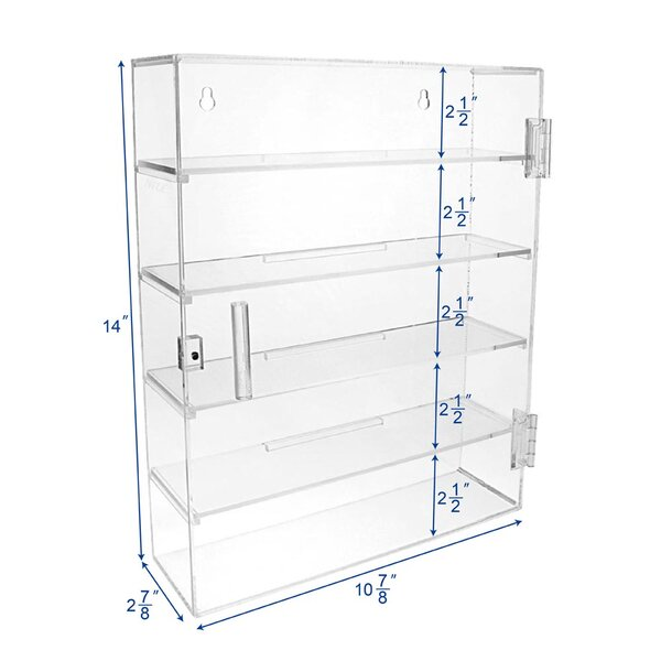 Organizer Display Case by Ikee Design