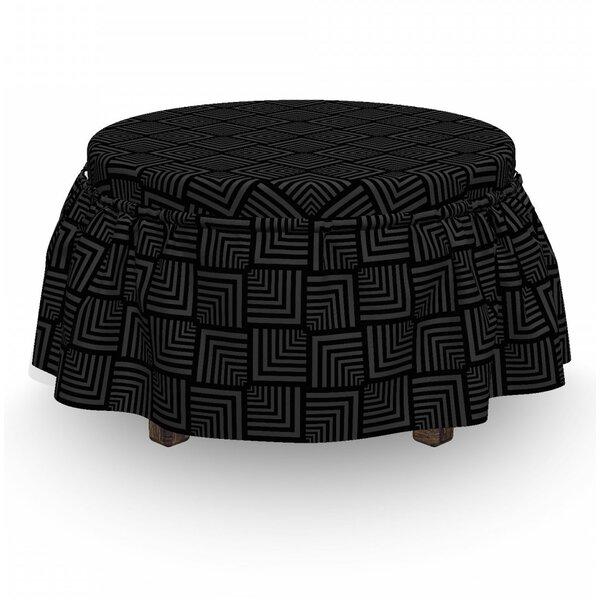 Deals Price Box Cushion Ottoman Slipcover