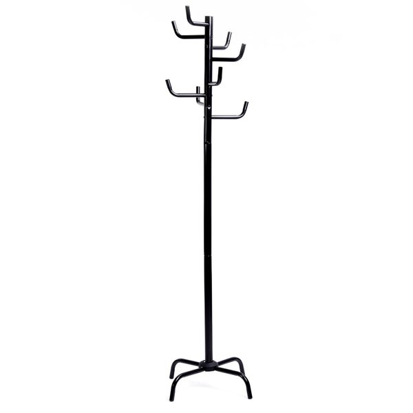 8 Hook Metal Coat Rack by Sweet Home Collection