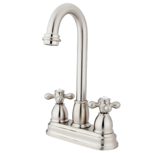 Restoration Centerset Bar Faucet by Kingston Brass