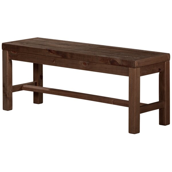 Willy Wood Bench by Peterborough Home