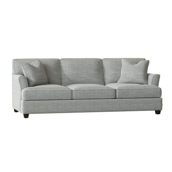 Living Your Way Flare Arm Sofa By Wayfair Custom Upholstery™