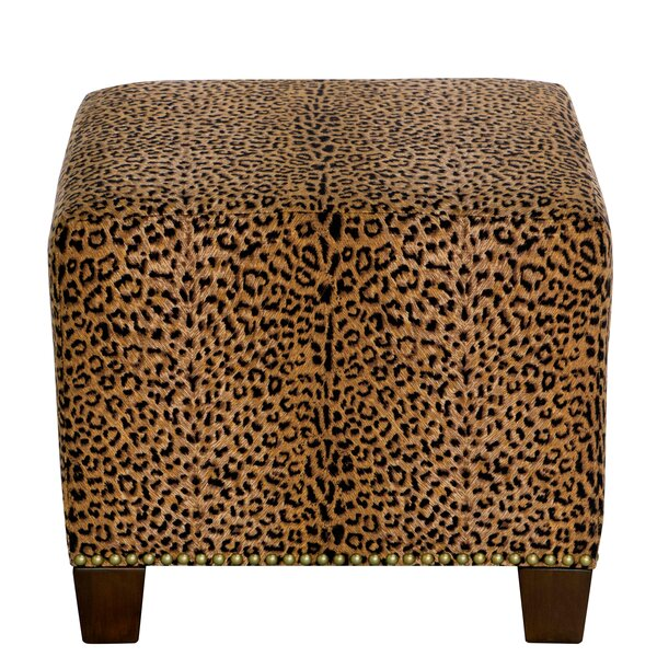 Almaden Cube Ottoman by World Menagerie
