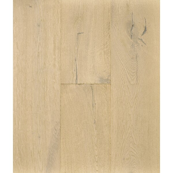 Highlands 10.25 Engineered Oak Hardwood Flooring in Skye by Albero Valley