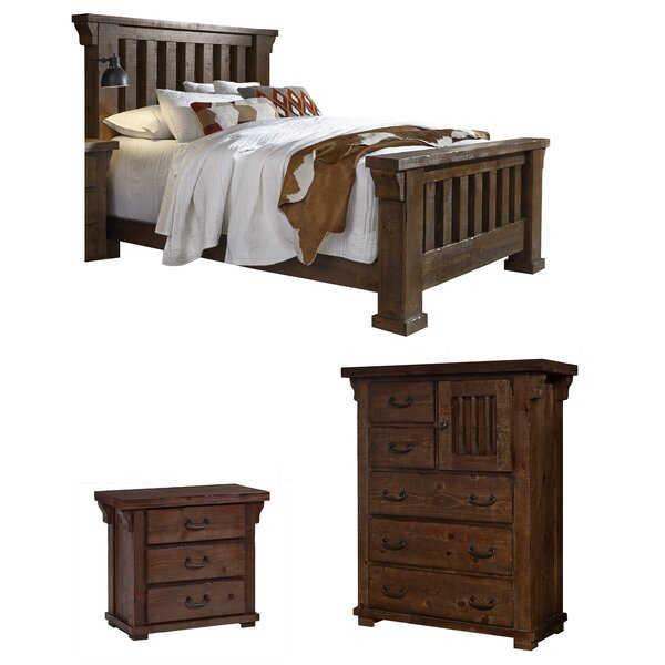 Buckleys Panel Configurable Bedroom Set by Loon Peak
