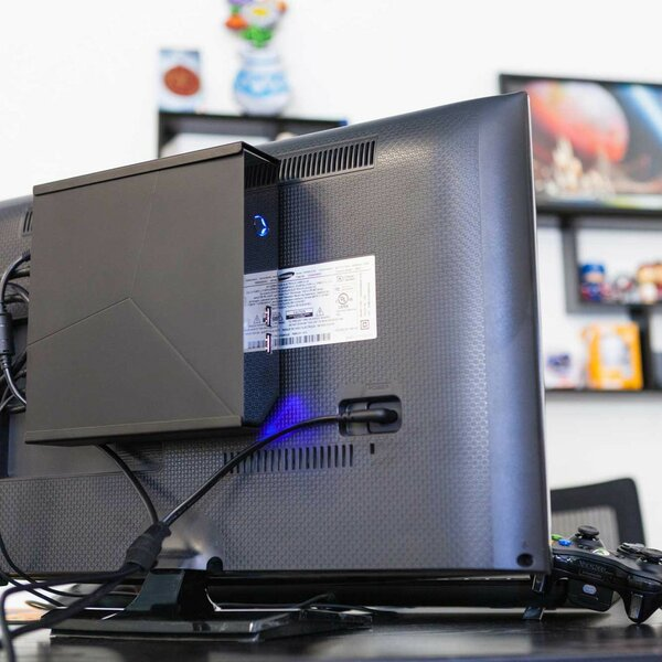 Alienware Game Console Wall Mount by HIDEit Mounts