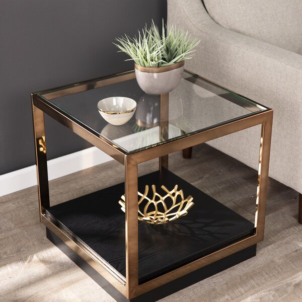 Lexina End Table by Mercer41 Mercer41