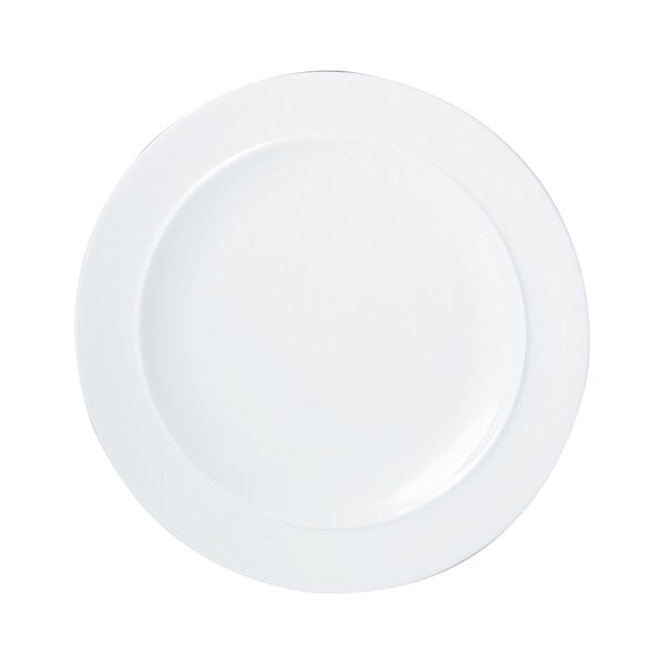 White by Denby 11.5 Dinner Plate (Set of 4) by Denby