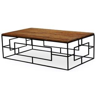 Elm Coffee Table Sarreid Ltd