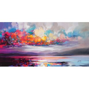 Stratocumulus By Scott Naismith Painting Print On Canvas