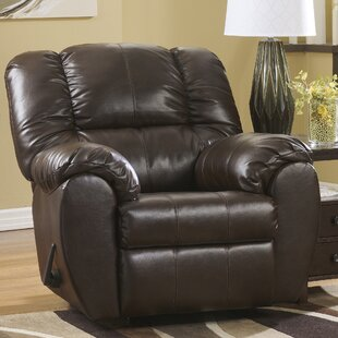 Lemuel Manual Rocker Recliner Red Barrel Studio
