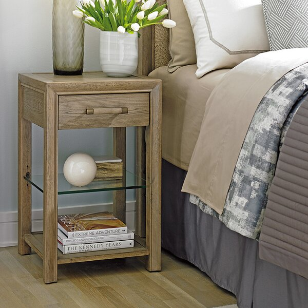 Shadow Play Legacy 1 Drawer Nightstand by Lexington