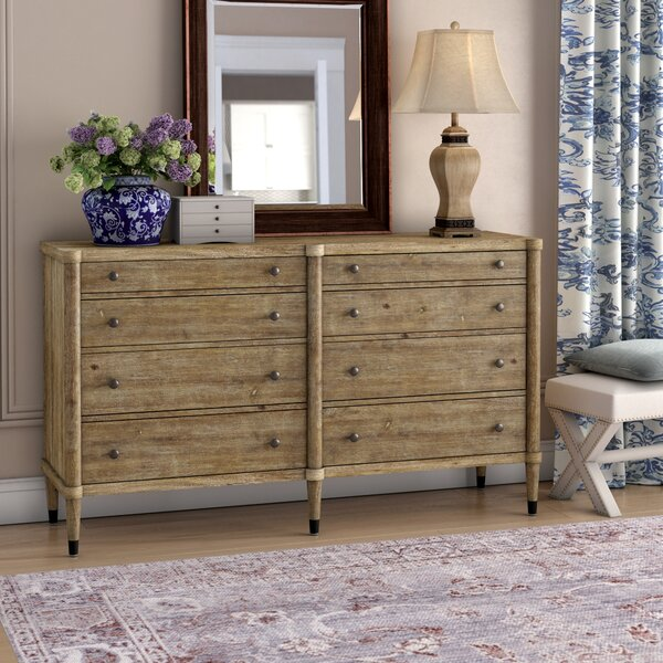Studio 7H 8 Drawer Double Dresser by Hooker Furniture