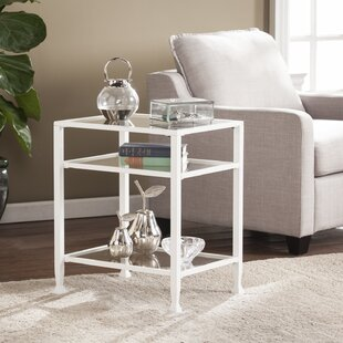 Great Price Casas End Table by Orren Ellis